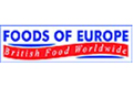 Foods of Europe Logo